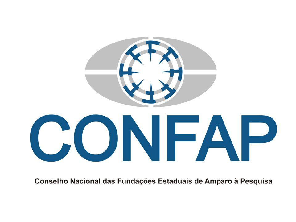 Em resumo Organização sem fins lucrativos cujo principal objetivo é articular e defender os interesses e as ações das Fundações Estaduais de Amparo à Pesquisa (FAPs).
