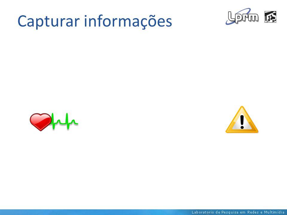 Capturar informações
