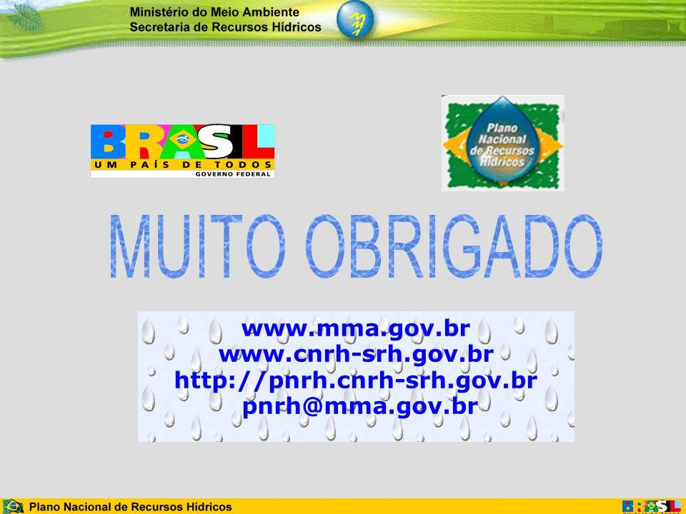 www.mma.gov.br www.cnrh-srh.gov.br http://pnrh.cnrh-srh.gov.br pnrh@mma.gov.br