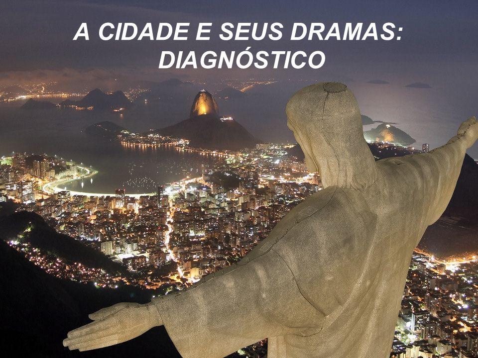 Pré-candidata a PREFEITA – PSDB - 45 A CIDADE E SEUS DRAMAS: DIAGNÓSTICO