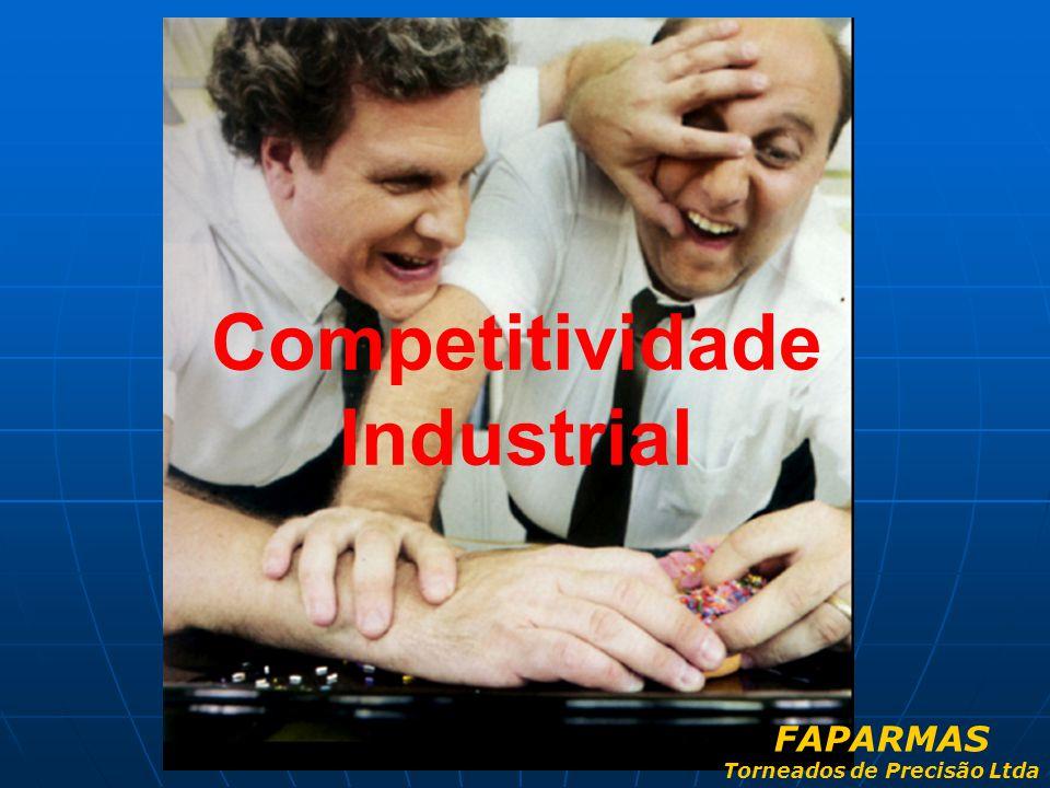 Competitividade Industrial FAPARMAS Torneados de Precisão Ltda