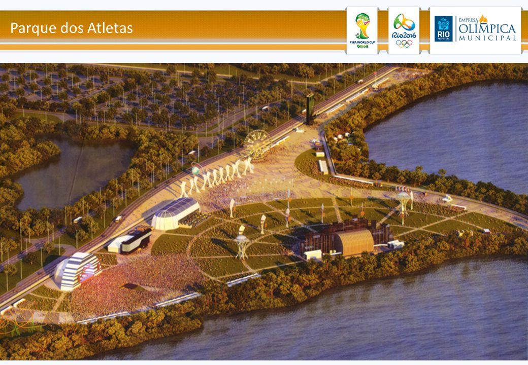 Parque dos Atletas