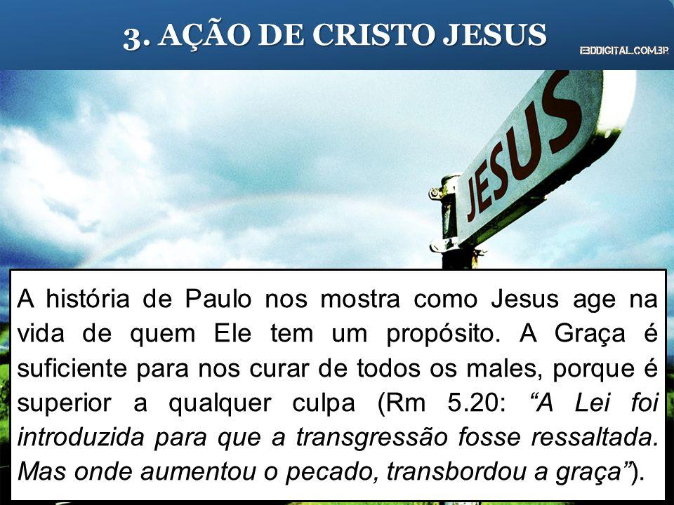 3. AÇÃO DE CRISTO JESUS