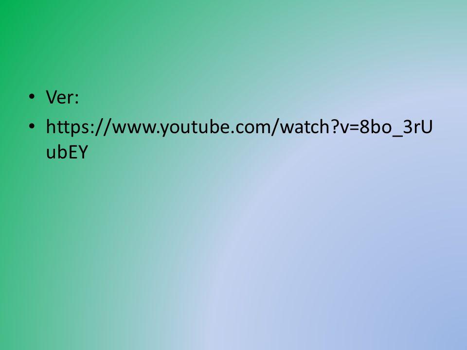 Ver: https://www.youtube.com/watch?v=8bo_3rU ubEY