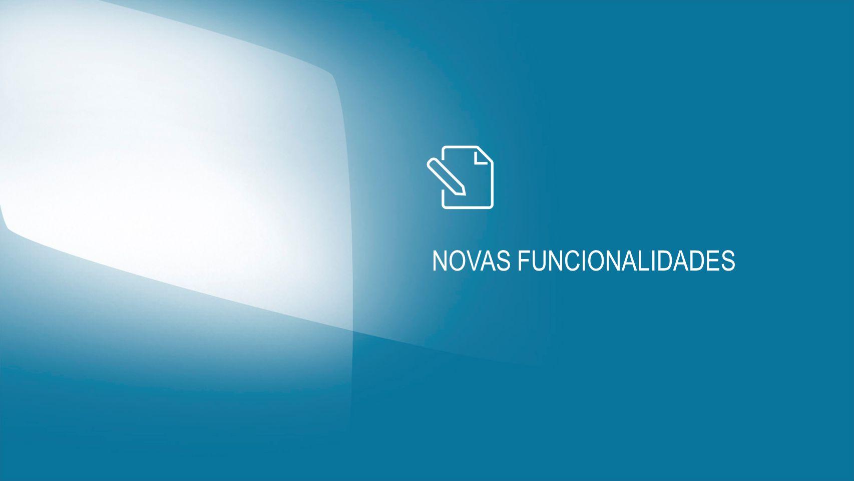 Novas Funcionalidades O Sistema Varejo traz em sua nova versão as seguintes novidades: Controle de Lote/ Mercadoria e Validade; Inclusão dos registros da NFC-e no Sintegra e no SPED.