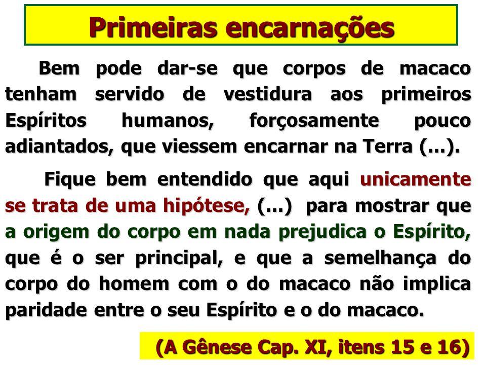 Preparação do Perispírito: (André Luiz – Evolução em Dois Mundos – p. 92) em regiões espaciais próprias intervenções sutis É assim que, atingindo os a