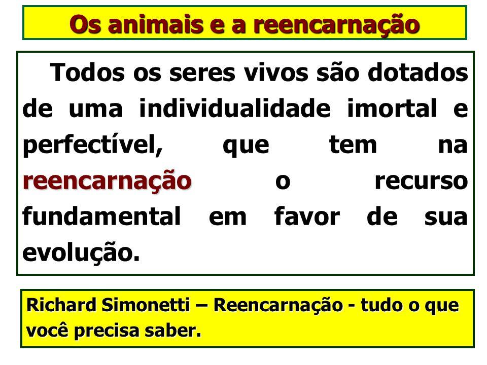 Os animais têm perispírito? Não só o homem é dotado desse órgão, necessário às funções que exerce; todos os animais mantêm essa idéia diretriz. Não só