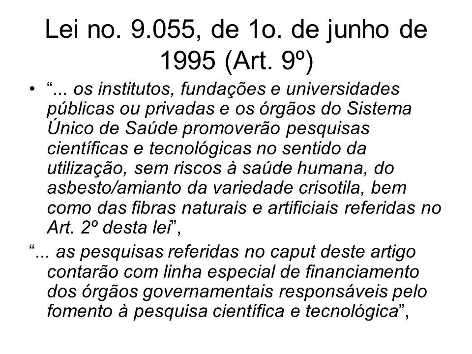 Brasil: Expressões de Políticas Públicas (4) Moção no.