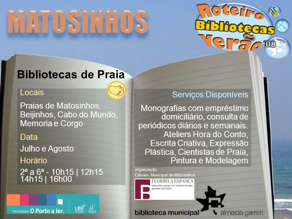 Serviços Disponíveis Monografias com empréstimo domiciliário, consulta de periódicos diários e semanais.