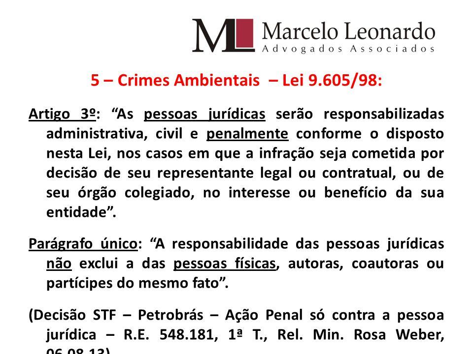 6 - LEI 12.529/2011 – Sistema Brasileiro de Defesa da Concorrência (Combate a Cartel – Nova Lei do CADE) Art.