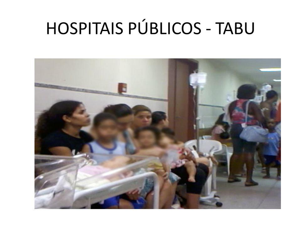 HOSPITAIS PÚBLICOS - TABU
