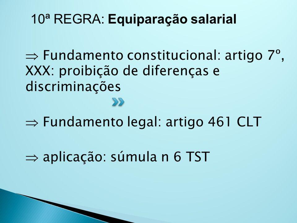  existe a presunção de que em todo contrato de trabalho há estipulação de salário, ainda que tacitamente: todas as cláusulas do contrato podem ser tá