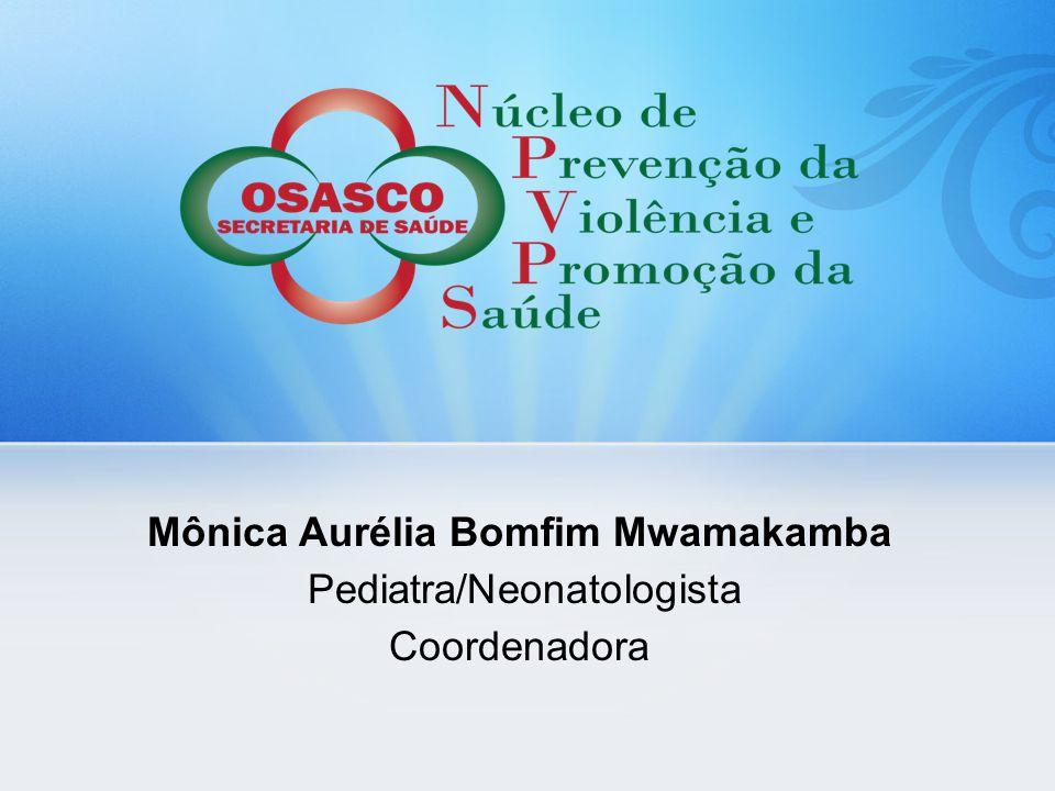 Mônica Aurélia Bomfim Mwamakamba Pediatra/Neonatologista Coordenadora