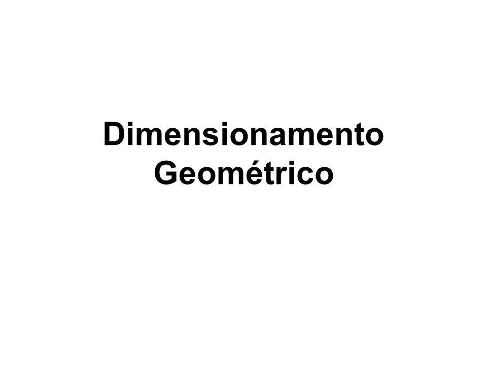 Dimensionamento Geométrico