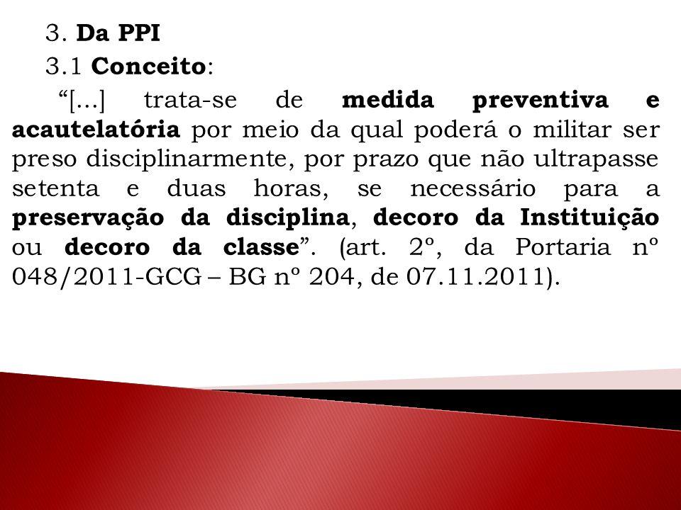 3.6 Substituição da PF pela PPI : Capítulo VI (dos crimes contra o dever funcional) a)Prevaricação: art.