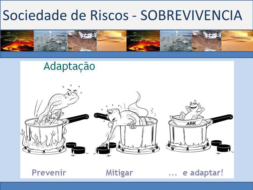 Sociedade de Riscos - SOBREVIVENCIA