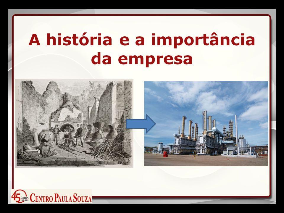 A história e a importância da empresa
