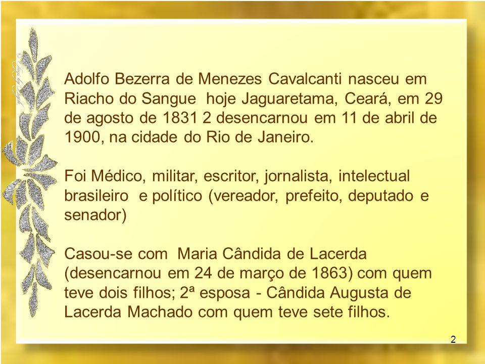 29 de agosto de 1831 11 de abril de 1900 1889 e 1895 a 1900 Presidente da FEB 1 Clique