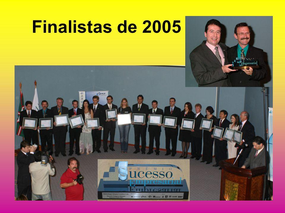 Finalistas de 2004