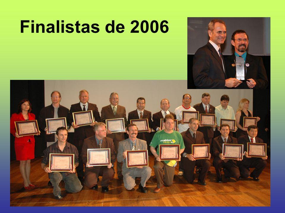 Finalistas de 2005