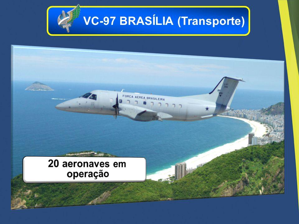 VC-97 BRASÍLIA (Transporte)