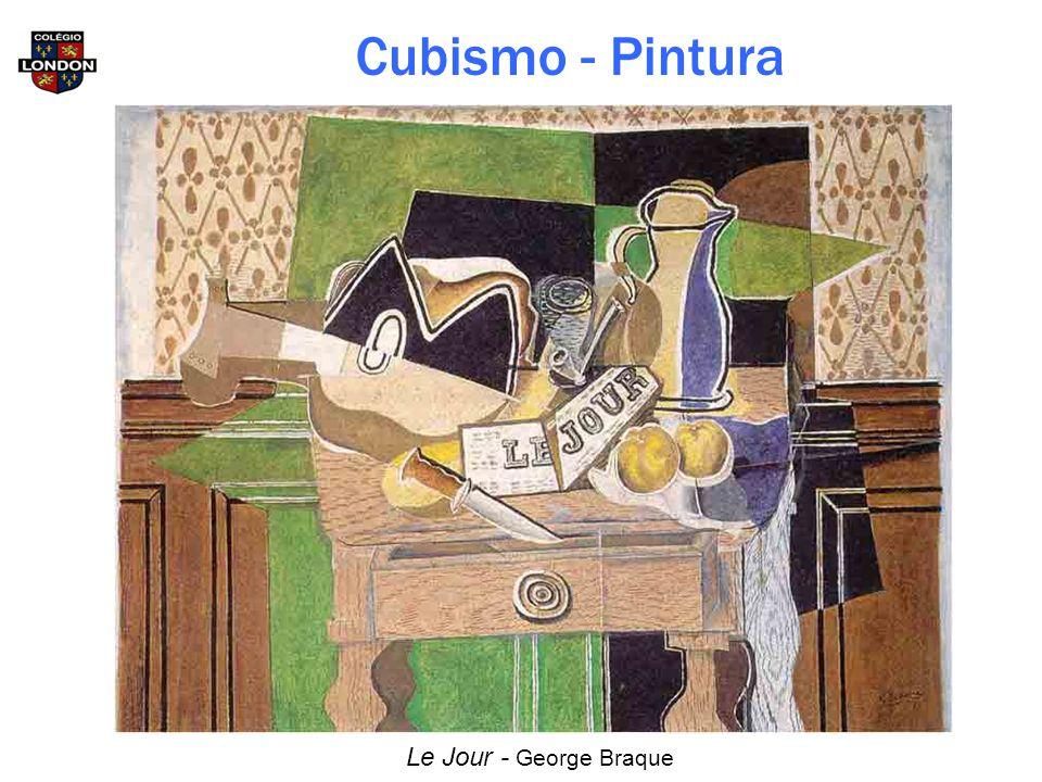 Le Jour - George Braque Cubismo - Pintura