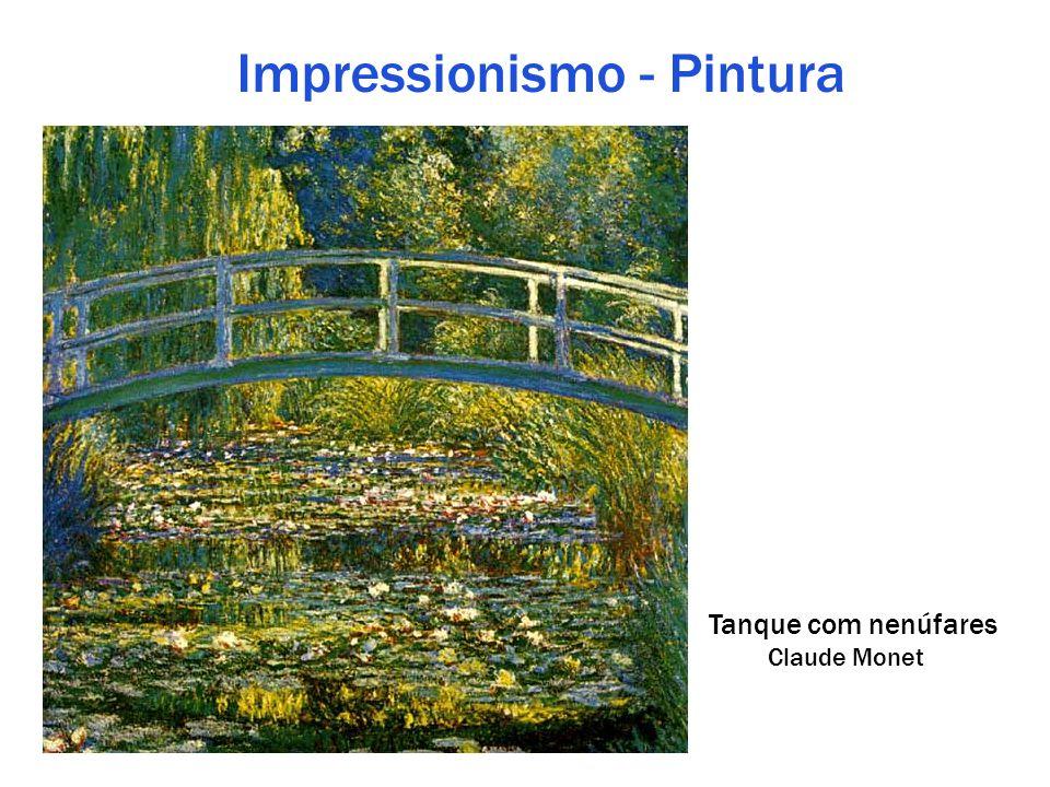 Impressionismo - Pintura Girassóis Vincent van Gogh