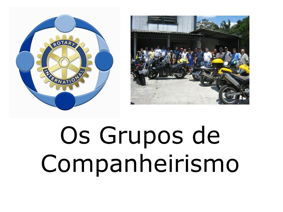 O grupo engloba membros de todo o Distrito.Há quantos integrantes.