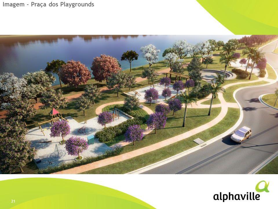 21 Imagem - Praça dos Playgrounds