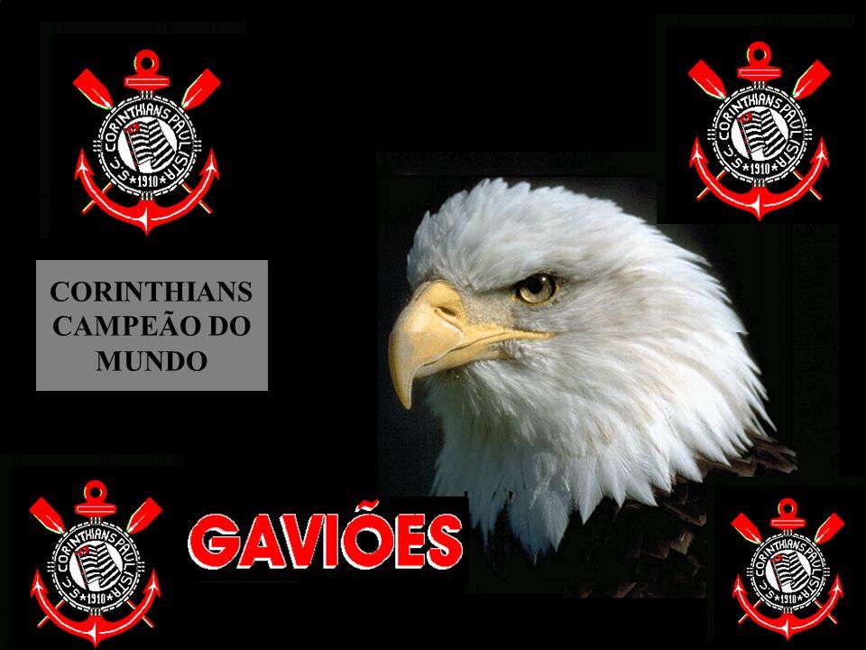 Profs. Eliseu Martins e Ariovaldo dos Santos34 CORINTHIANS CAMPEÃO DO MUNDO