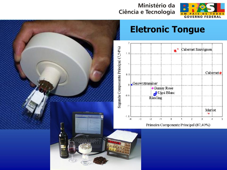 Eletronic Tongue