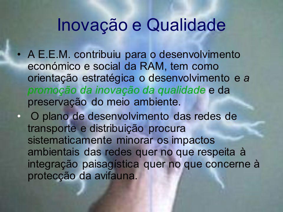 Inovação e Qualidade A E.E.M.