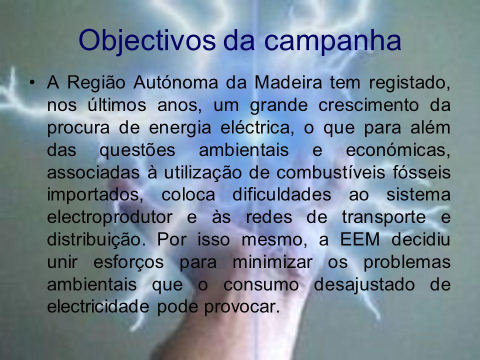 A Região Autónoma da Madeira tem registado, nos últimos anos, um grande crescimento da procura de energia eléctrica, o que para além das questões ambientais e económicas, associadas à utilização de combustíveis fósseis importados, coloca dificuldades ao sistema electroprodutor e às redes de transporte e distribuição.