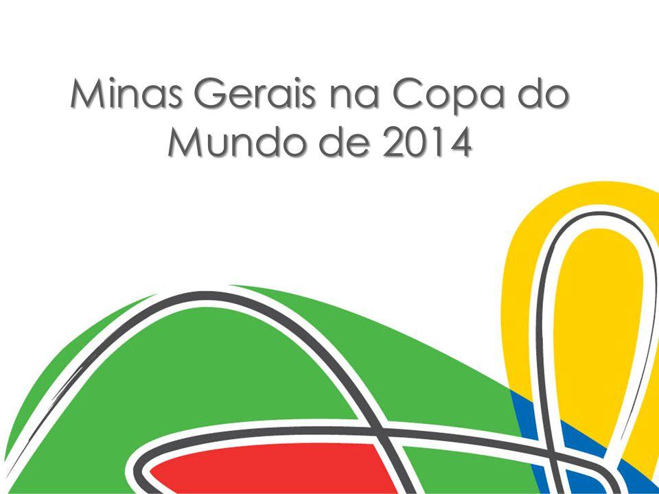 Minas Gerais na Copa do Mundo de 2014