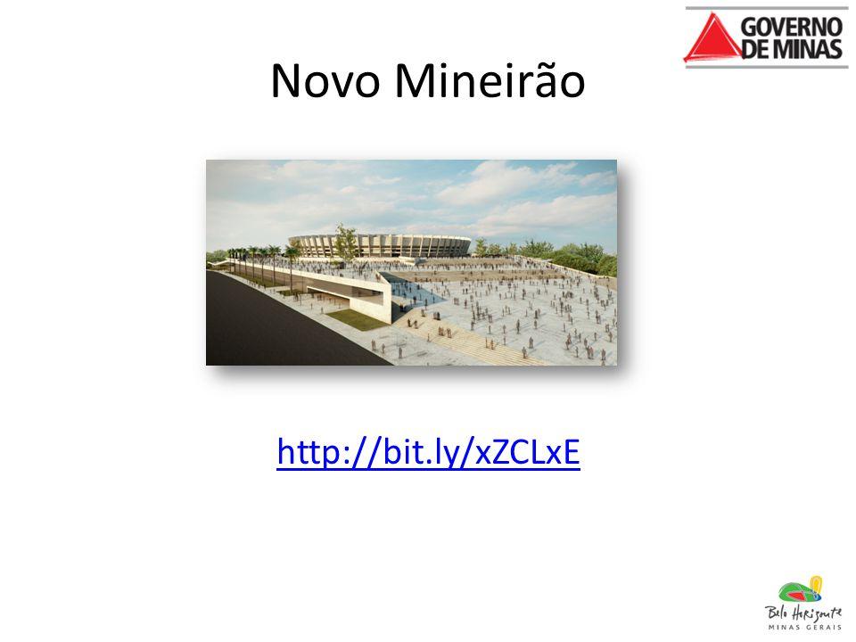 Novo Mineirão http://bit.ly/xZCLxE