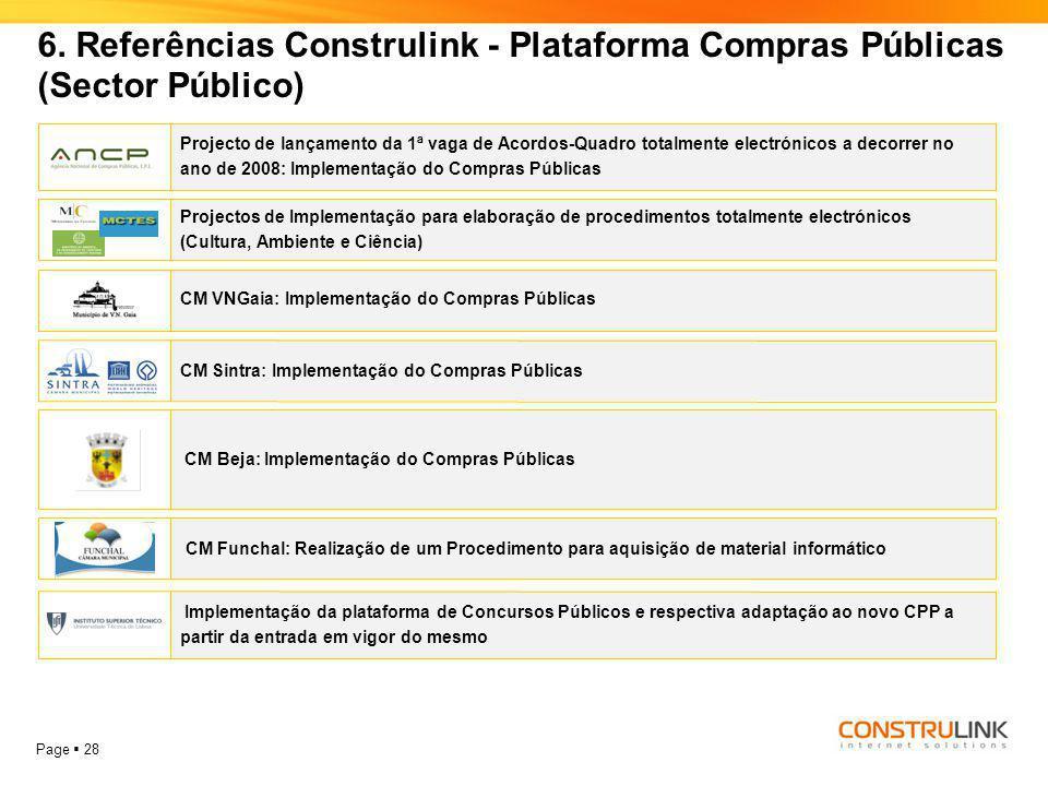 Page  28 Implementação da plataforma de Concursos Públicos e respectiva adaptação ao novo CPP a partir da entrada em vigor do mesmo CM Funchal: Reali