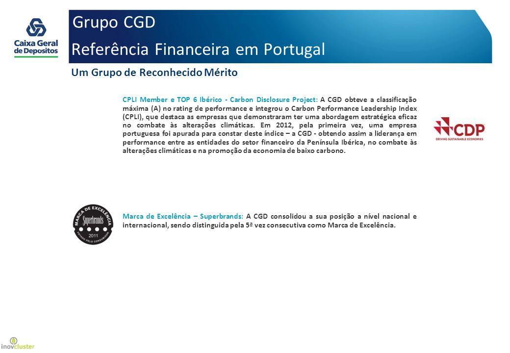 Agenda Proposta de Valor Caso Prático Algumas recomendações A internacionalização enquanto vetor estratégico fundamental para o Grupo CGD Grupo CGD: Referência Financeira em Portugal
