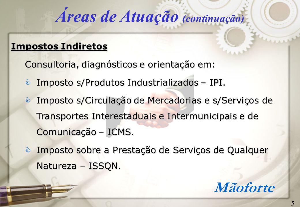 Mãoforte Metodologia de Trabalho  1-Diagnóstico Tributário.
