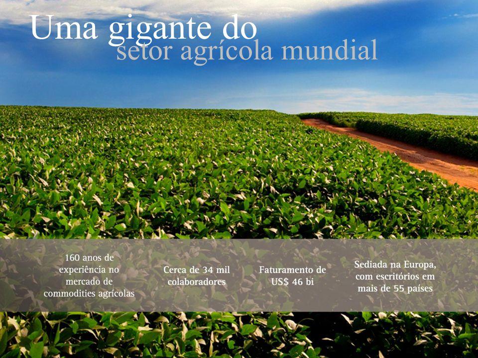 8 Uma gigante do setor agrícola mundial
