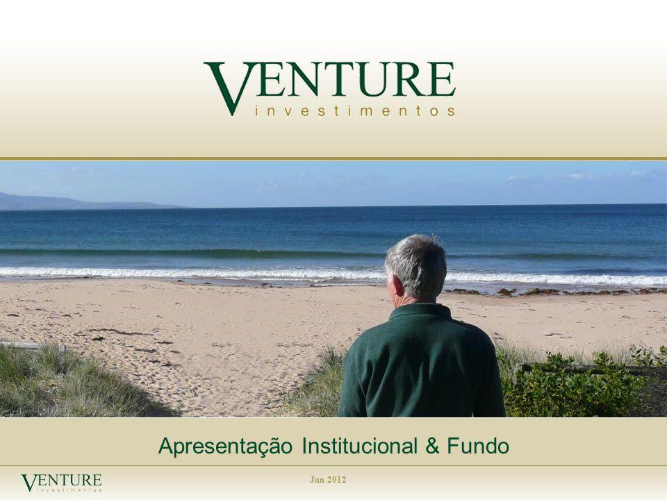 Apresentação Institucional & Fundo Jun 2012