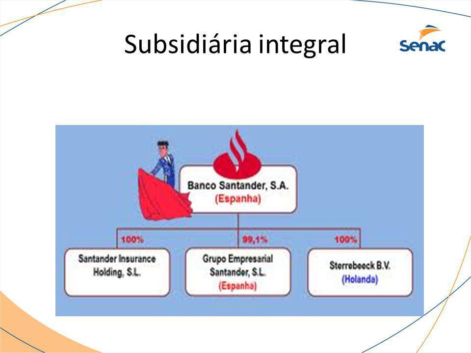 Subsidiária integral