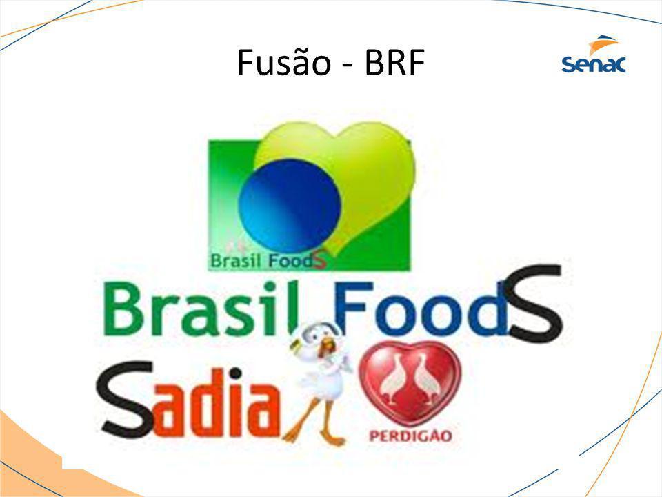 Fusão - BRF