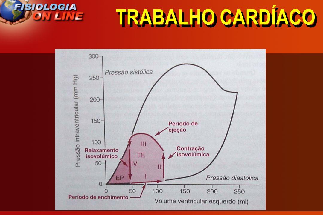 TRABALHO CARDÍACO