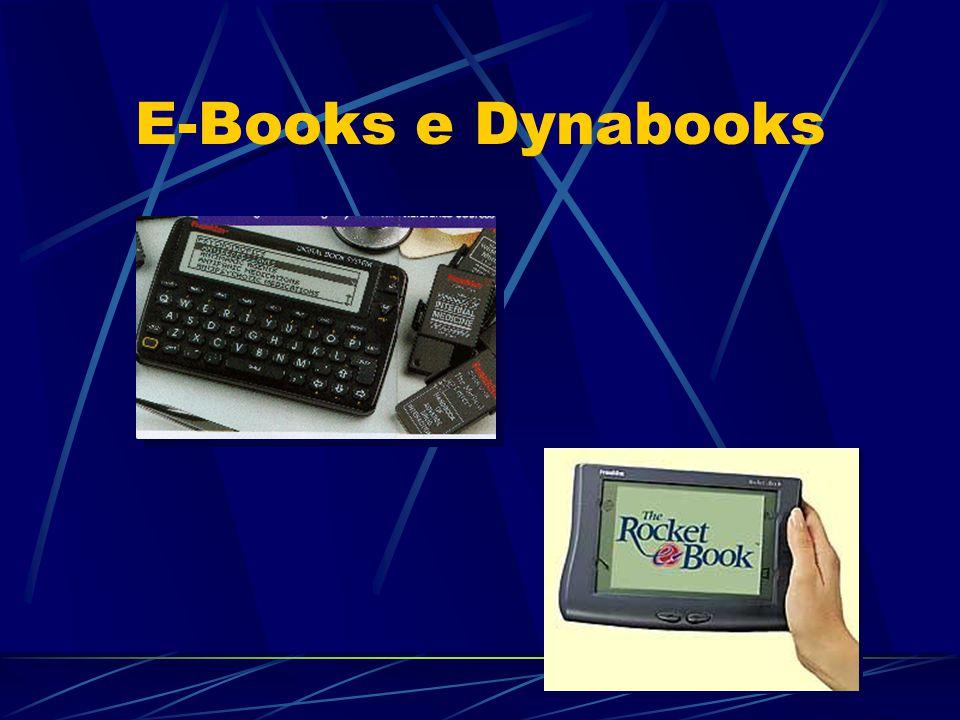 E-Books e Dynabooks
