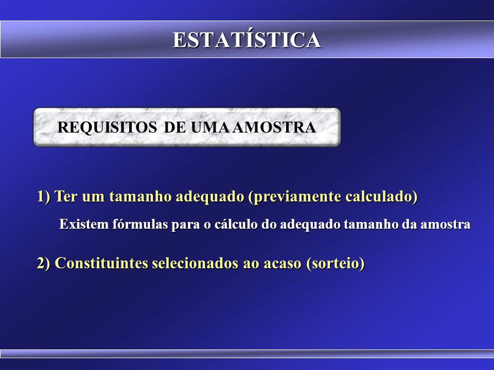 BIOESTATÍSTICA POPULAÇÃO (N): Todos os estudantes da Estácio POPULAÇÃO (N): Todos os estudantes da Estácio AMOSTRA (n): Parte dos estudantes da Estáci