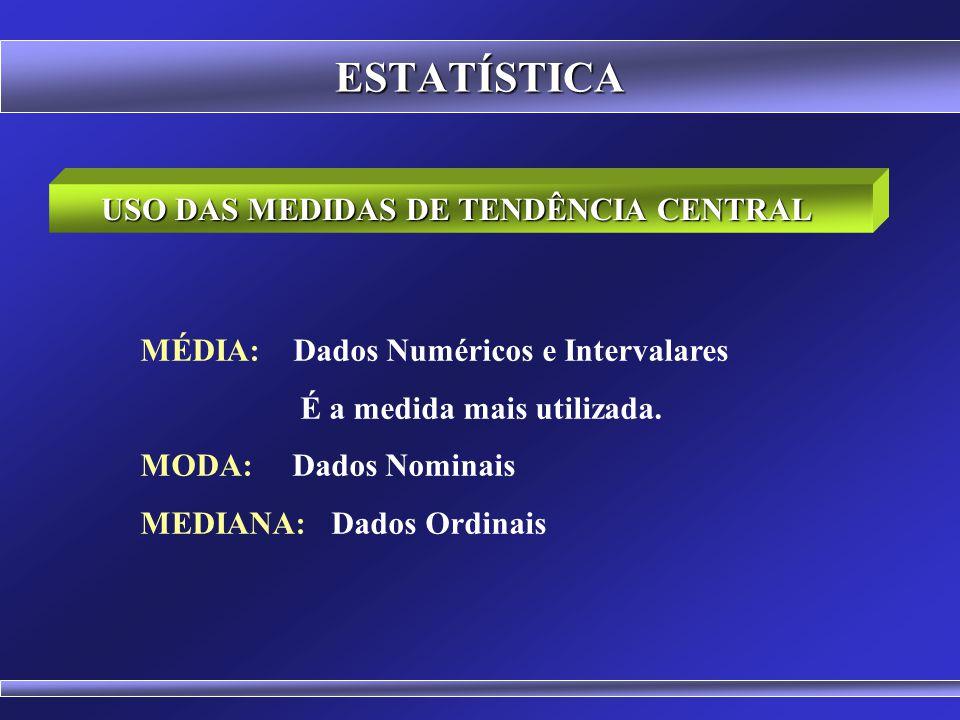 ESTATÍSTICA Média, Mediana e Moda. Fonte: http://revistaescola.abril.com.br/fundamental-2/moda-media-mediana-quando-usar-como-interpretar-resultados-7