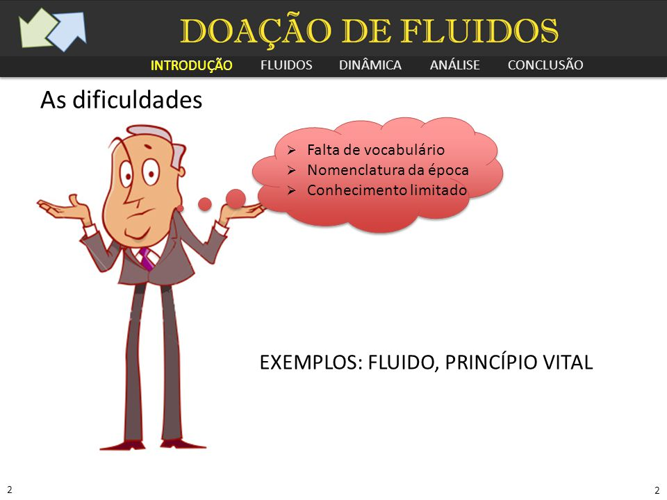 INTRODUÇÃO FLUIDOS DINÂMICA ANÁLISE CONCLUSÃO 43 Como o passista se aprimora.