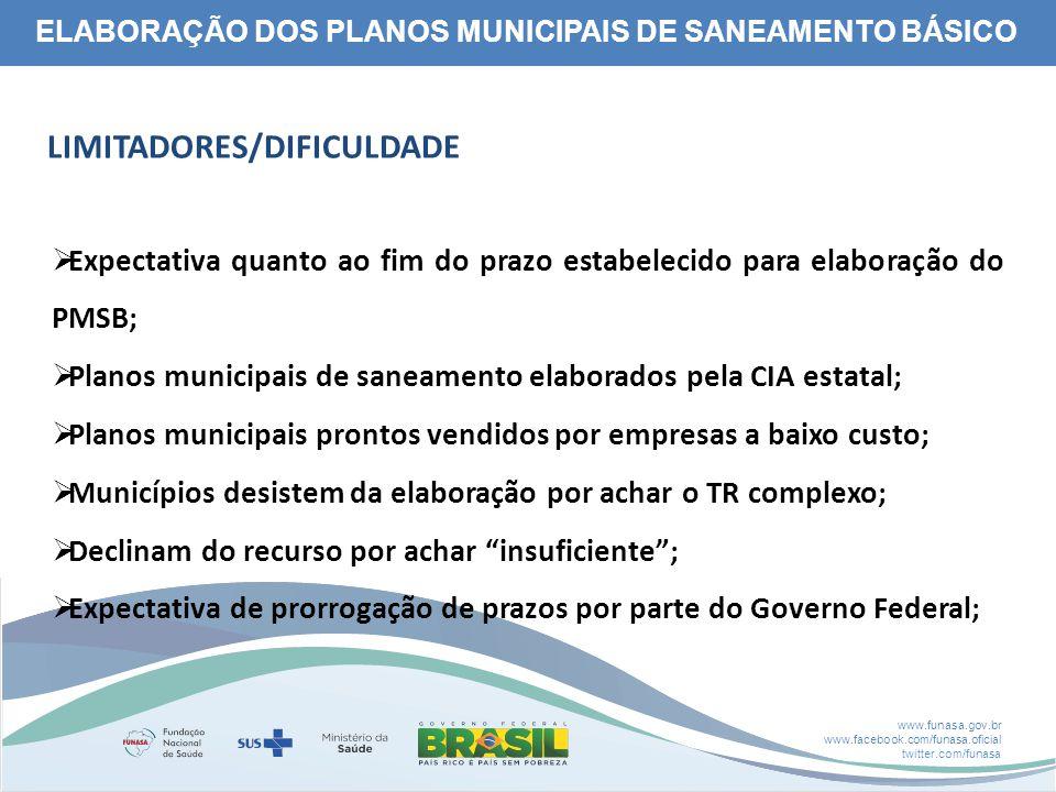 www.funasa.gov.br www.facebook.com/funasa.oficial twitter.com/funasa Enfrentando desafios: Cursos de qualificação e treinamento: