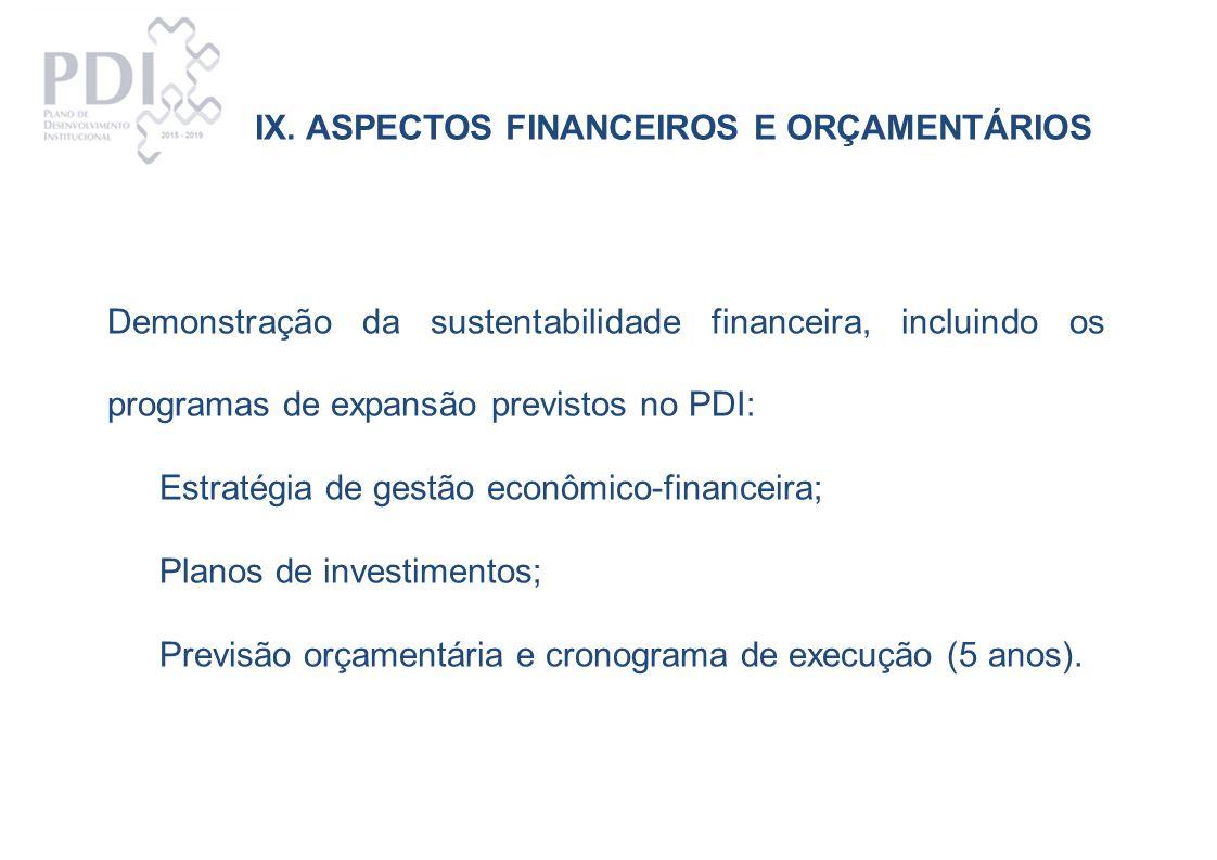 Projeto pedagógico do (s) curso (s) solicitado (s) para primeiro ano de vigência do PDI.