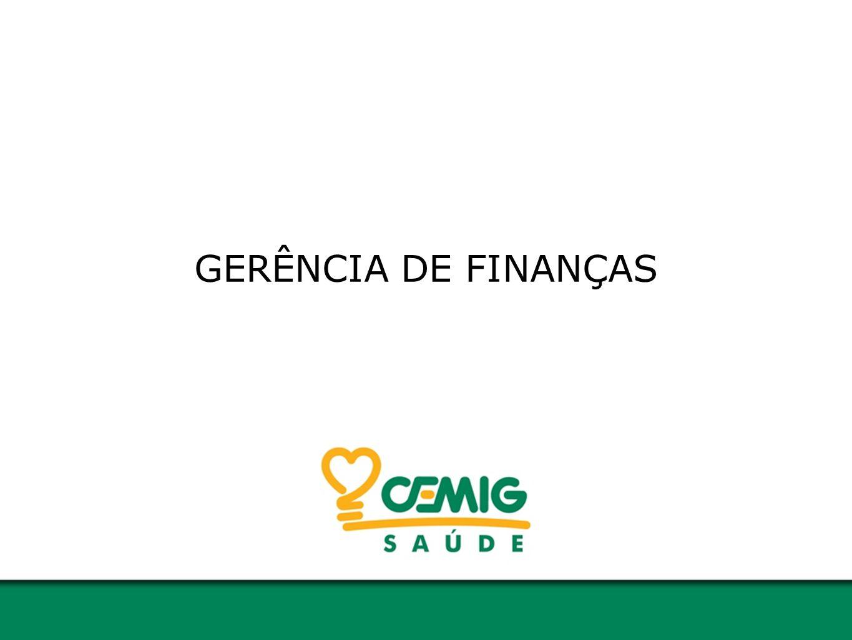 GERÊNCIA DE FINANÇAS